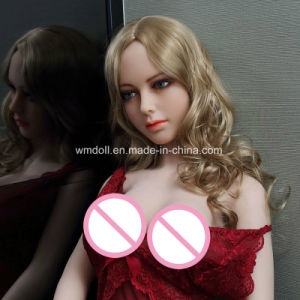 156cm Oral Three Holes Real Silicone Sex Doll Toy for Male pictures & photos