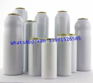Aluminium Bottle with Aluminum Crimp on Pumps pictures & photos