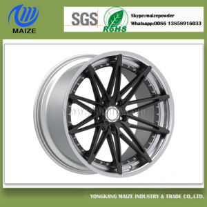 Silver Powder Coating for Alloy Wheel pictures & photos