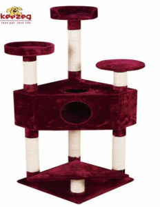Quality Toys Cat Scratching Tree (KG0009) pictures & photos