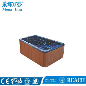 6-8 Person Outdoor SPA Hot Tub Massage Training Family Swimming SPA with SPA Pool with Whirlpool Jacuzzi Hot Tub M-3337 pictures & photos