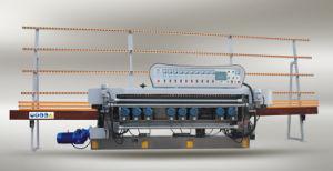 9 Motors Glass Straight Line Beveling Machine (PLC) pictures & photos