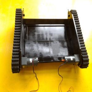 Medium-Size Robotic Rubber Track Platform/Undercarriage pictures & photos