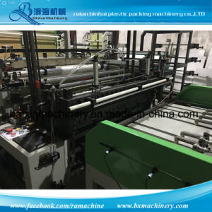 High Speed PE Garbage Plastic Bag Making Machine 230 PCS/Min pictures & photos