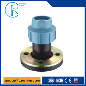 Quick Connect PP Compression Fittings for Water Supply pictures & photos