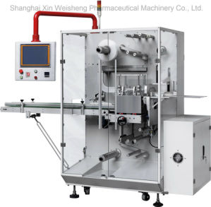 Kzj-350 Fully Automatic Film Baling Machine for Pharmaceutical (manufacture) pictures & photos