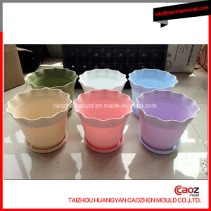 Plastic Injection/ Household Flower Pot Mould in China
