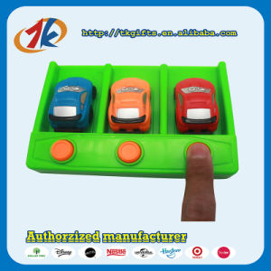 New Product Launcher Mini Plastic Toy Cars Set pictures & photos