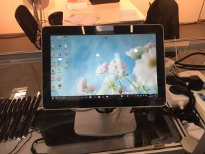 """21.5"""" Pcap Tempered Glass 10 Touch Points Touch Monitor for POS System"""