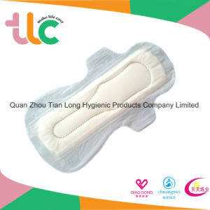 Factory Wholesale High Absorbency Sanitary Napkin OEM pictures & photos