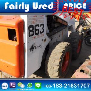 Used Mini Loader Bobcat 863 of Bobcat 863 for Sale
