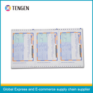 Multi Layers Logistics Barcode Air Waybill pictures & photos