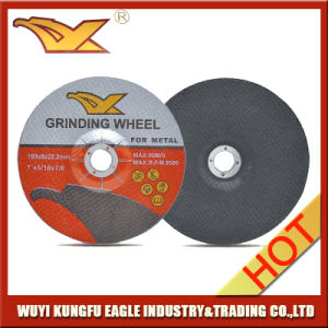High Quality Super Grinding Wheel for Metal 180X8X22.2mm pictures & photos