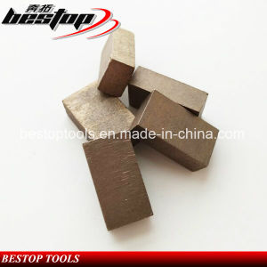 Stone Cutting Diamond Segment for Saw Blade pictures & photos