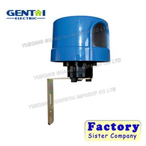 IP44 Waterproof 6A Photocell Sensor Switch (T301) pictures & photos