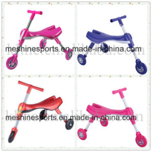 Smart Folding Safety Baby Tricycle Bike Ride on Toys for Kids pictures & photos