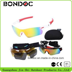 High Quality Hot Selling Polarized Sport Glasses pictures & photos
