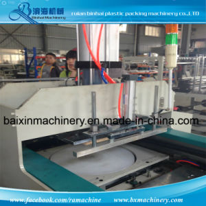 6 Lines Plastic Garbage Bag Making Machine pictures & photos