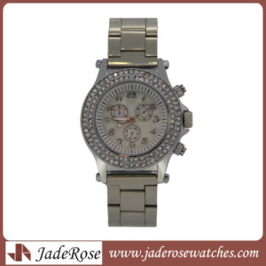 Fashion Hot Selling Colourful Alloy Gift Ladies Watch pictures & photos