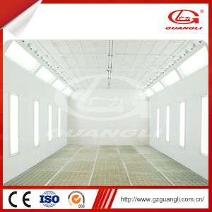Professional Factory High Quality Diesel System Water-Based Paint Car Spray Booth for Sale pictures & photos