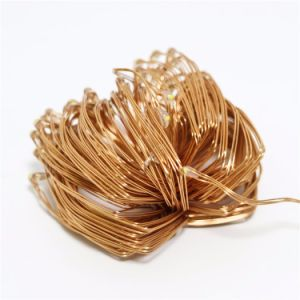 50 LED Copper Wire Lights 8 Modes Dimmable Low Voltage Outdoor LED String Lights for Garden Patio pictures & photos