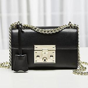 2017 Genuine Leather Messenger Bag Crossbody Women Shoulder Bag Emg4777 pictures & photos