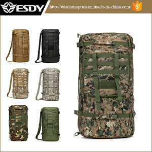 New Large Backpack 60L Mountaineering Tactical Sports Bag-062 pictures & photos