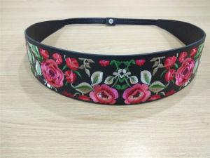 Fashion Women Embroidery Belt