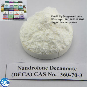 Anabolic Bodybuilding Steroid Hormone Raw Powder Nandrolone Decanoate pictures & photos