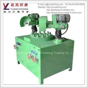 Small Part Polishing Machine with Round Disc Automatic Mirror Finishing pictures & photos