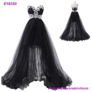 A Line Evening Party Prom Dresses Long Evening Gown pictures & photos