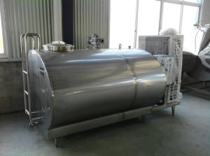 Fresh Milk Tank Raw Milk Tank Milk Tank Milk Storage Tank pictures & photos