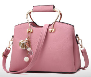 Fashion Style PU Leather Women Handbags Hand Bag pictures & photos