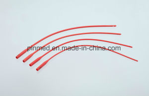Urethral Catheter (Red Latex) pictures & photos