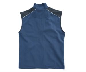 New Spring Polyester Softshell Mens Custom Vest pictures & photos