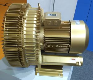 7.5kw Double Impeller Side Channel Blower for Garment Cutting Machine pictures & photos