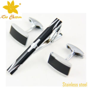 Tieclip-012 Stainless Steel Custom Tie Bar Factory pictures & photos