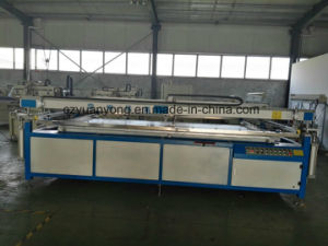 Cylindrical Semi Automatic Screen Printing Machine for Glass pictures & photos