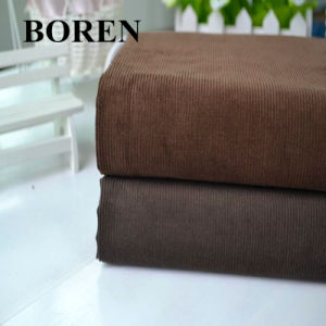 Wholesale 100 Cotton Corduroy Fabric for Cloth pictures & photos