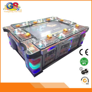 Wheel of Fortune Machine Monkey King Arcade Virtual Fishing Table Video King of Ocean Console Game Fish Hunter pictures & photos