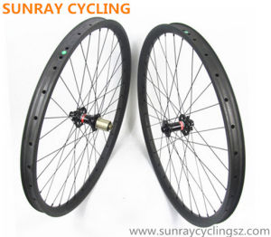 27.5er Full Carbon Fiber Mountain Bike Wheels Carbon Bicycle Wheels pictures & photos