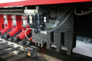 Grooving Vee Cut Machine for Burglar Proof Door pictures & photos