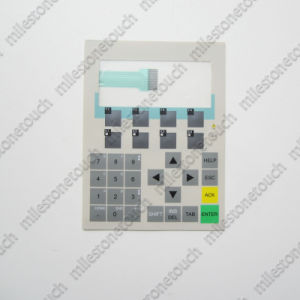 Membrane Keypad Switch for 6AV6 641-0ba11-0ax1 Op77A / 6AV6 641-0ca01-0ax1 Op77b / 6AV6 651-1ca01-0AA0 Op77b / 6AV3 607-5AA00-0AC0 Op7 Membrane Replacement pictures & photos