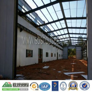 Sandwich Panel Steel Structure Workshop pictures & photos