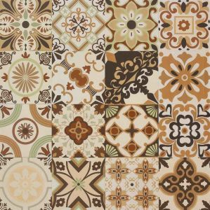 Special Design Ceramic Tile Building Material Art Decoration Wall Tile for Apartment Home/Spain Style (600X600mm) Matt Parquet Tile pictures & photos