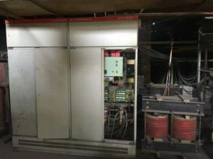 Secondhand 6 Tons for Medium Frequency Furnace,