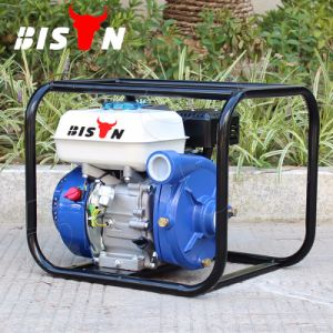 Bison Good Quality 1.5 Inch Portable High Pressure Water Pump pictures & photos