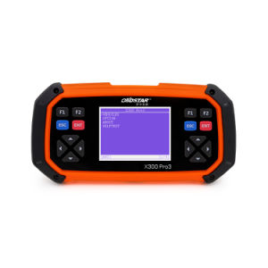 Obdstar X300 PRO3 Key Programmer Odometer Correction Tool Eeprom/Pic Update Online pictures & photos