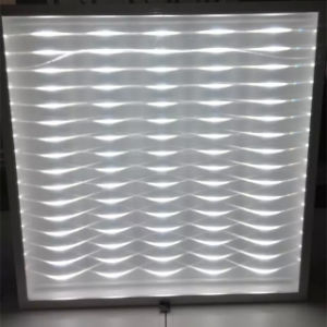 High Quality Square 3D LED Panel Light with Ce RoHS pictures & photos