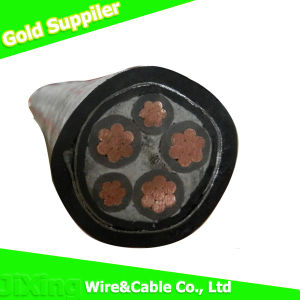 Underground 0.6/1kv 1 2 3 4 5 Core Electric Cable pictures & photos